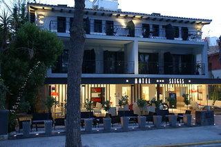 Pauschalreise Hotel Spanien, Barcelona & Umgebung, Hotel Sitges in Sitges  ab Flughafen Berlin-Schönefeld