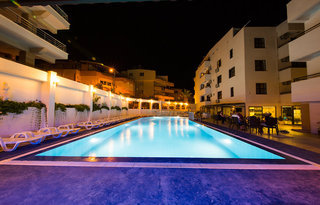 Pauschalreise Hotel Türkei, Türkische Ägäis, Tuntas Suites Altinkum in Didim  ab Flughafen Bruessel