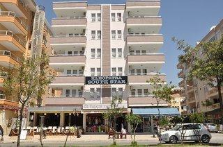 Pauschalreise Hotel Türkei, Türkische Riviera, Kleopatra South Star Apart in Alanya  ab Flughafen Erfurt