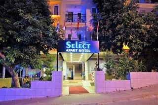 Pauschalreise Hotel Türkei, Türkische Riviera, Select Apart Hotel in Alanya  ab Flughafen Erfurt