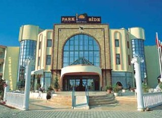 Pauschalreise Hotel Türkei, Türkische Riviera, Park Side Hotel in Side  ab Flughafen Berlin