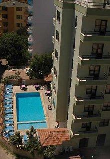 Pauschalreise Hotel Türkei, Türkische Riviera, Yeniacun in Alanya  ab Flughafen Erfurt