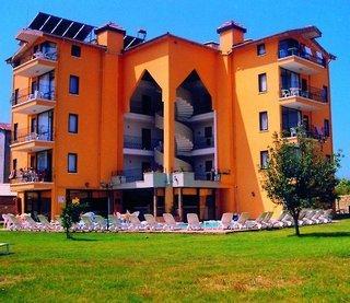 Pauschalreise Hotel Türkei, Türkische Riviera, Begonville Apart Hotel in Side  ab Flughafen Erfurt