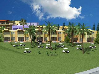Pauschalreise Hotel Zypern, Zypern Süd (griechischer Teil), Theo Sunset Bay Holiday Village in Paphos  ab Flughafen Berlin-Tegel