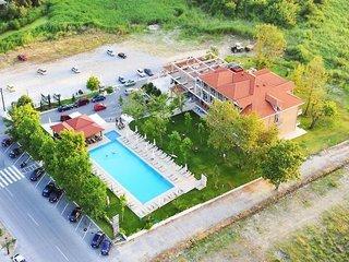 Pauschalreise Hotel Griechenland, Olympische Riviera, Giannoulis Hotel in Paralia  ab Flughafen Erfurt