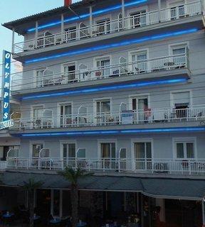 Pauschalreise Hotel Griechenland, Olympische Riviera, Hotel Olympus in Katerini  ab Flughafen Erfurt