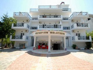 Pauschalreise Hotel Griechenland, Olympische Riviera, Olympion Melathron in Platamonas  ab Flughafen Erfurt