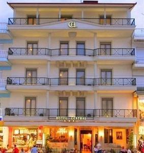 Pauschalreise Hotel Griechenland, Olympische Riviera, Central Hotel in Paralia  ab Flughafen Erfurt
