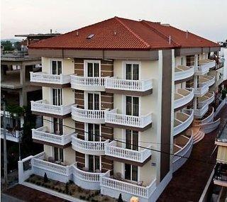 Pauschalreise Hotel Griechenland, Olympische Riviera, RG Status in Paralia  ab Flughafen Erfurt