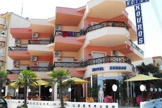 Pauschalreise Hotel Griechenland, Olympische Riviera, Hotel Kouros in Paralia  ab Flughafen Erfurt