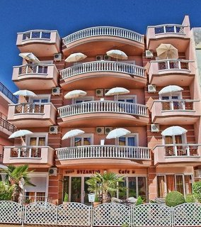 Pauschalreise Hotel Griechenland, Olympische Riviera, Byzantio / Vizantio in Katerini  ab Flughafen Erfurt