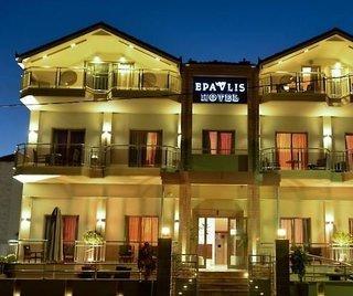 Pauschalreise Hotel Griechenland, Olympische Riviera, Hotel Epavlis in Paralia  ab Flughafen Erfurt