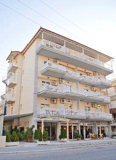 Pauschalreise Hotel Griechenland, Olympische Riviera, Hotel Philippos in Paralia  ab Flughafen Erfurt