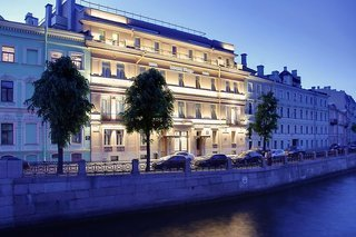 Pauschalreise Hotel Russische Föderation, Russland - St. Petersburg & Umgebung, Domina St. Petersburg in Sankt Petersburg  ab Flughafen