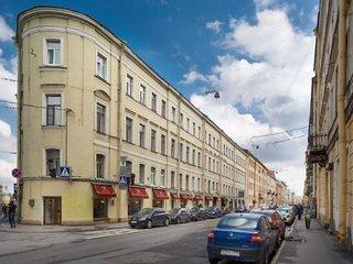 Pauschalreise Hotel Russische Föderation, Russland - St. Petersburg & Umgebung, Station Hotel K43 in Sankt Petersburg  ab Flughafen