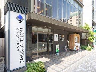 Pauschalreise Hotel Japan, Japan - Honshu, Hotel MyStays Kyoto Shijo in Kyoto  ab Flughafen Berlin-Tegel