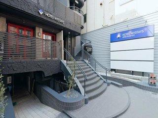 Pauschalreise Hotel Japan, Japan - Osaka, Hotel MyStays Shinsaibashi in Osaka  ab Flughafen Berlin-Tegel