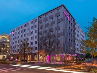 Hotel MOXY Frankfurt Airport in Frankfurt am Main