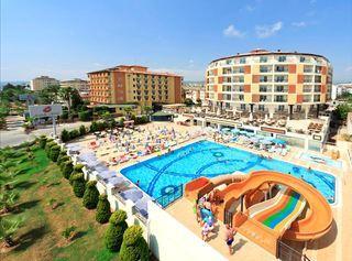 Pauschalreise Hotel Türkei, Türkische Riviera, Arabella World in Avsallar  ab Flughafen Erfurt