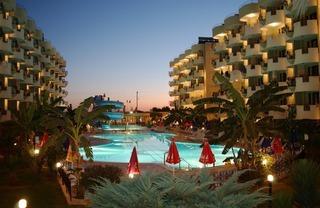 Pauschalreise Hotel Türkei, Türkische Riviera, May Garden Club Hotel in Mahmutlar  ab Flughafen Erfurt