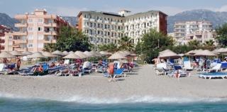 Pauschalreise Hotel Türkei, Türkische Riviera, Sun Fire Beach Hotel in Alanya  ab Flughafen Erfurt
