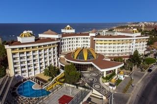 Pauschalreise Hotel Türkei, Türkische Riviera, Side Alegria Hotel & Spa in Side  ab Flughafen Erfurt