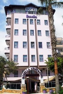 Pauschalreise Hotel Türkei, Türkische Riviera, Rosella Apart & Hotel in Alanya  ab Flughafen Erfurt