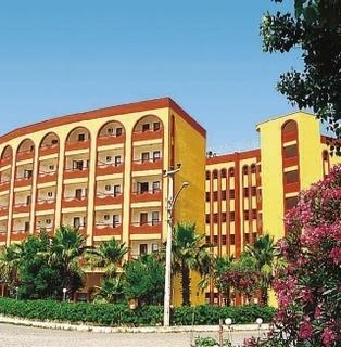 Pauschalreise Hotel Türkei, Türkische Riviera, Doris Aytur Hotel in Mahmutlar  ab Flughafen Erfurt