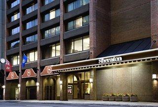Pauschalreise Hotel Ontario, Sheraton Ottawa Hotel in Ottawa  ab Flughafen