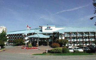 Pauschalreise Hotel British Columbia, Accent Inn Vancouver Airport in Vancouver  ab Flughafen Berlin