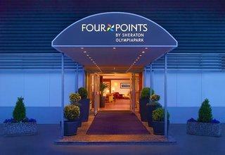 Pauschalreise Hotel Städte Süd, Arthotel ANA im Olympiapark in München  ab Flughafen Bruessel