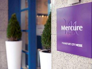 Pauschalreise Hotel Deutschland, Städte West, Mercure Frankfurt City Messe in Frankfurt am Main  ab Flughafen Amsterdam
