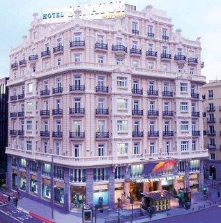 Pauschalreise Hotel Madrid & Umgebung, Espahotel Gran Via in Madrid  ab Flughafen Berlin-Tegel