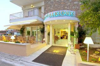 Pauschalreise Hotel Griechenland, Chalkidiki, Alkyonis Hotel in Nea Kallikrateia  ab Flughafen Amsterdam