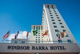 Pauschalreise Hotel Brasilien - weitere Angebote, Windsor Barra in Rio de Janeiro  ab Flughafen Bruessel
