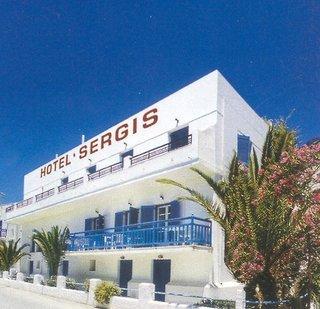 Pauschalreise Hotel Naxos (Kykladen), Mare Naxia in Naxos-Stadt  ab Flughafen
