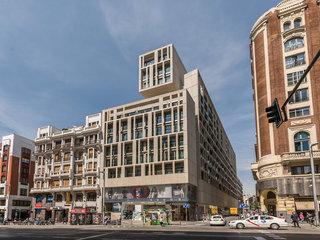 Pauschalreise Hotel Madrid & Umgebung, Gran Via Capital in Madrid  ab Flughafen Berlin-Tegel