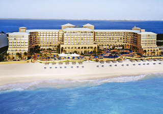 Luxus Hideaway Hotel Mexiko, Cancun, The Ritz-Carlton Cancun in Cancún  ab Flughafen weitere