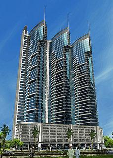 Pauschalreise Hotel Vereinigte Arabische Emirate, Dubai, Novotel Dubai Al Barsha in Dubai  ab Flughafen Berlin-Tegel