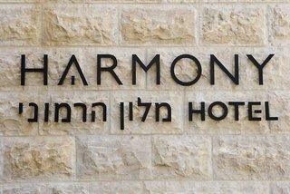 Pauschalreise Hotel Israel, Israel - Jerusalem, Harmony in Jerusalem  ab Flughafen Berlin