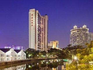 Pauschalreise Hotel Singapur, Singapur, Four Points by Sheraton Singapore, Riverview in Singapur  ab Flughafen Bremen