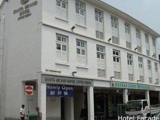 Pauschalreise Hotel Singapur, Singapur, Santa Grand Little India in Singapur  ab Flughafen Bremen