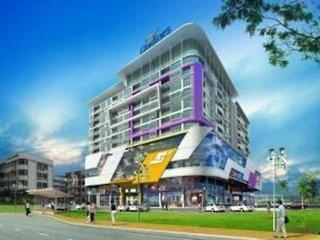 Pauschalreise Hotel Malaysia, Malaysia - Sarawak, Citadines Uplands Kuching in Kuching  ab Flughafen
