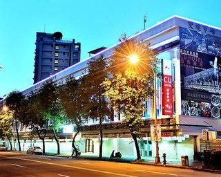 Pauschalreise Hotel Taiwan R.O.C., Taiwan, Cu Hotel in Taipeh  ab Flughafen