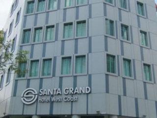 Pauschalreise Hotel Singapur, Singapur, Santa Grand West Coast in Singapur  ab Flughafen Bremen