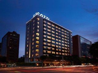 Pauschalreise Hotel Taiwan R.O.C., Taiwan, Hotel Cozzi Minsheng Taipei in Taipeh  ab Flughafen