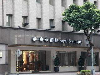 Pauschalreise Hotel Taiwan R.O.C., Taiwan, Royal Biz in Taipeh  ab Flughafen