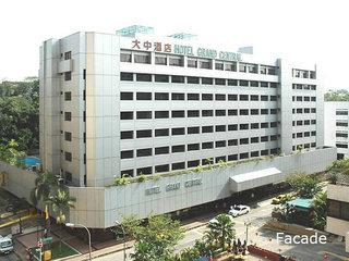 Pauschalreise Hotel Singapur, Singapur, Hotel Grand Central in Singapur  ab Flughafen Bremen