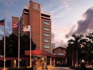 Pauschalreise Hotel Puerto Rico, Puerto Rico, Doubletree by Hilton San Juan in San Juan  ab Flughafen Bremen