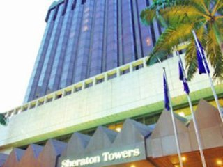 Pauschalreise Hotel Singapur, Singapur, Sheraton Towers Singapore in Singapur  ab Flughafen Bremen